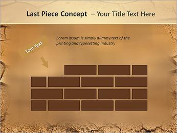 Sols secs Modèles des présentations  PowerPoint - Diapositives 26