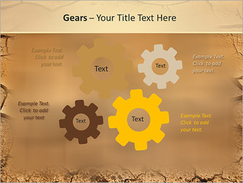 Sols secs Modèles des présentations  PowerPoint - Diapositives 27