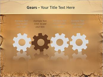 Sols secs Modèles des présentations  PowerPoint - Diapositives 28