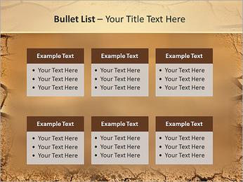 Sols secs Modèles des présentations  PowerPoint - Diapositives 36