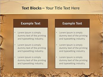 Sols secs Modèles des présentations  PowerPoint - Diapositives 37