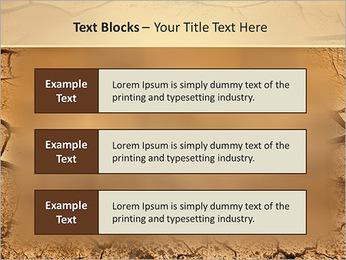 Sols secs Modèles des présentations  PowerPoint - Diapositives 38