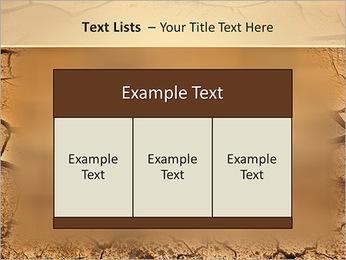 Sols secs Modèles des présentations  PowerPoint - Diapositives 39
