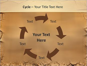 Sols secs Modèles des présentations  PowerPoint - Diapositives 42