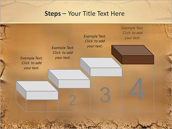 Sols secs Modèles des présentations  PowerPoint - Diapositives 44