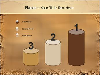 Sols secs Modèles des présentations  PowerPoint - Diapositives 45
