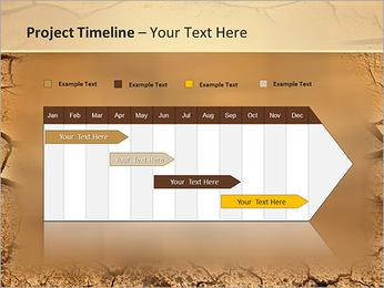 Sols secs Modèles des présentations  PowerPoint - Diapositives 5