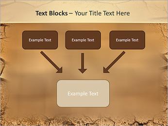 Sols secs Modèles des présentations  PowerPoint - Diapositives 50