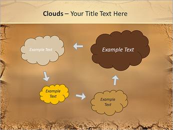 Sols secs Modèles des présentations  PowerPoint - Diapositives 52