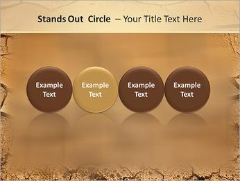 Sols secs Modèles des présentations  PowerPoint - Diapositives 56