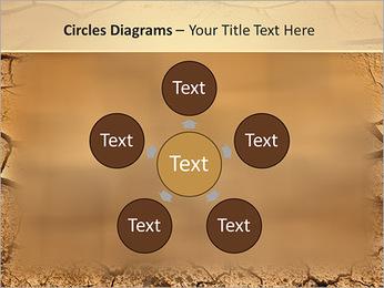 Sols secs Modèles des présentations  PowerPoint - Diapositives 58