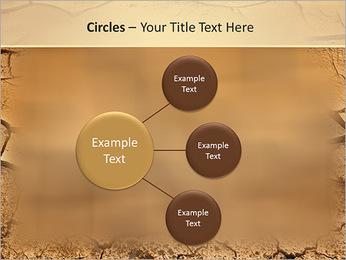 Sols secs Modèles des présentations  PowerPoint - Diapositives 59