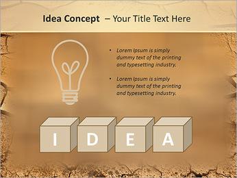 Sols secs Modèles des présentations  PowerPoint - Diapositives 60