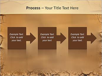 Sols secs Modèles des présentations  PowerPoint - Diapositives 68