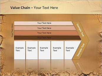 Sols secs Modèles des présentations  PowerPoint - Diapositives 7