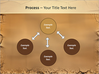 Sols secs Modèles des présentations  PowerPoint - Diapositives 71