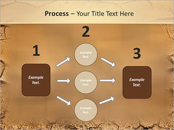 Sols secs Modèles des présentations  PowerPoint - Diapositives 72