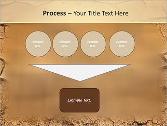 Sols secs Modèles des présentations  PowerPoint - Diapositives 73