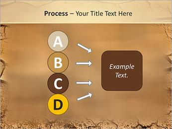 Sols secs Modèles des présentations  PowerPoint - Diapositives 74