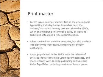 Sols secs Modèles des présentations  PowerPoint - Diapositives 76