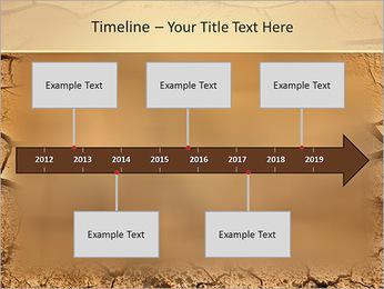 Sols secs Modèles des présentations  PowerPoint - Diapositives 8