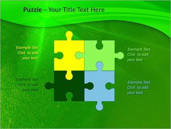 Plante verte dans Sun Light Modèles des présentations  PowerPoint - Diapositives 23