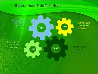 Plante verte dans Sun Light Modèles des présentations  PowerPoint - Diapositives 27