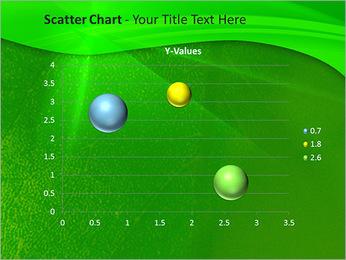 Plante verte dans Sun Light Modèles des présentations  PowerPoint - Diapositives 29