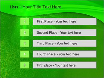 Plante verte dans Sun Light Modèles des présentations  PowerPoint - Diapositives 3