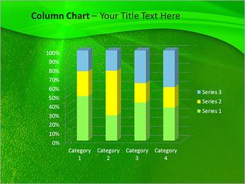 Plante verte dans Sun Light Modèles des présentations  PowerPoint - Diapositives 30