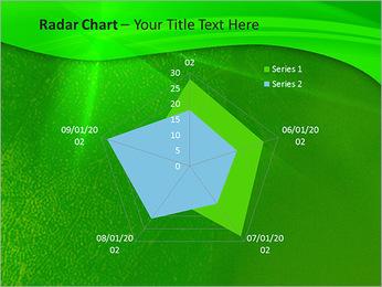 Plante verte dans Sun Light Modèles des présentations  PowerPoint - Diapositives 31