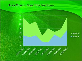 Plante verte dans Sun Light Modèles des présentations  PowerPoint - Diapositives 33