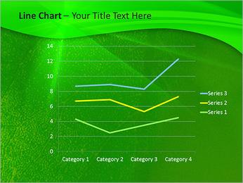 Plante verte dans Sun Light Modèles des présentations  PowerPoint - Diapositives 34