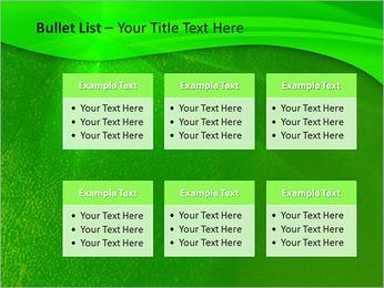 Plante verte dans Sun Light Modèles des présentations  PowerPoint - Diapositives 36