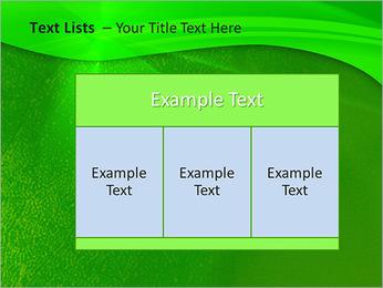 Plante verte dans Sun Light Modèles des présentations  PowerPoint - Diapositives 39
