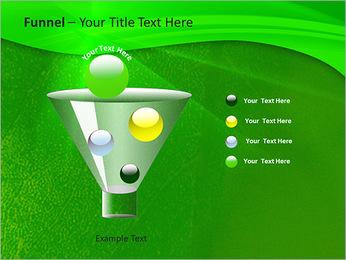 Plante verte dans Sun Light Modèles des présentations  PowerPoint - Diapositives 43