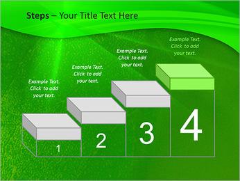 Plante verte dans Sun Light Modèles des présentations  PowerPoint - Diapositives 44