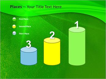 Plante verte dans Sun Light Modèles des présentations  PowerPoint - Diapositives 45