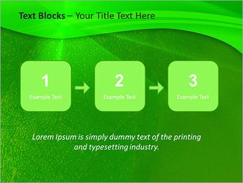Plante verte dans Sun Light Modèles des présentations  PowerPoint - Diapositives 51