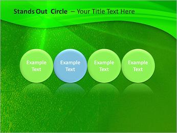 Plante verte dans Sun Light Modèles des présentations  PowerPoint - Diapositives 56