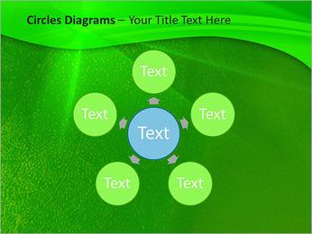 Plante verte dans Sun Light Modèles des présentations  PowerPoint - Diapositives 58