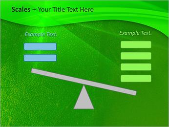 Plante verte dans Sun Light Modèles des présentations  PowerPoint - Diapositives 69