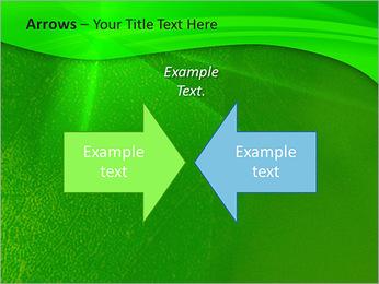 Plante verte dans Sun Light Modèles des présentations  PowerPoint - Diapositives 70