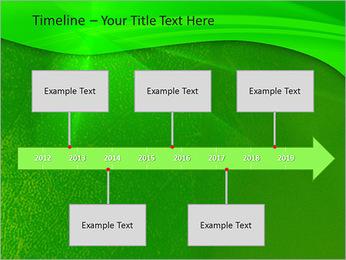 Plante verte dans Sun Light Modèles des présentations  PowerPoint - Diapositives 8