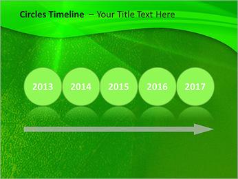 Plante verte dans Sun Light Modèles des présentations  PowerPoint - Diapositives 9