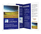 Sheaf InThe Field Brochure Template