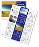 Sheaf InThe Field Newsletter Template