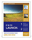 Sheaf InThe Field Poster Templates