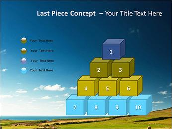 Sheaf InThe Field PowerPoint Template - Slide 11