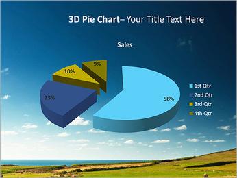 Sheaf InThe Field PowerPoint Template - Slide 15